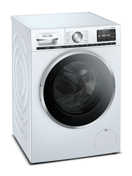 Siemens Wm6hxe0ldn Iq800 Tvättmaskin - Vit