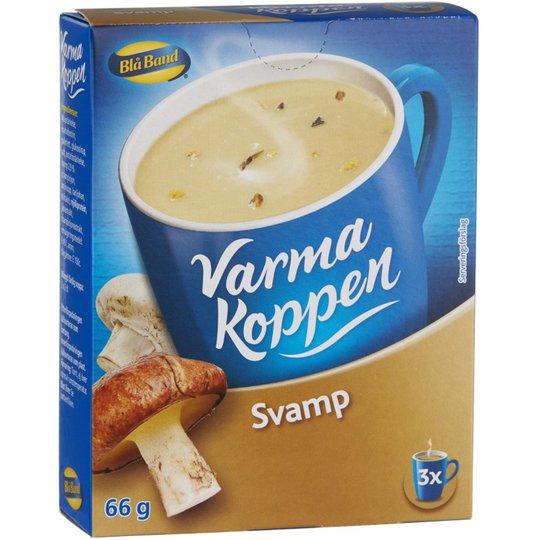 Varma Koppen Svampsoppa 66g - 53% rabatt