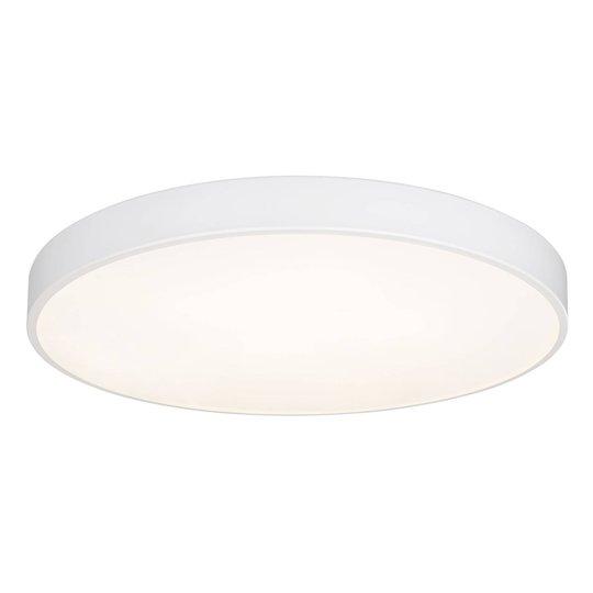 Lindby Simera -LED-kattovalaisin 50cm, valkoinen