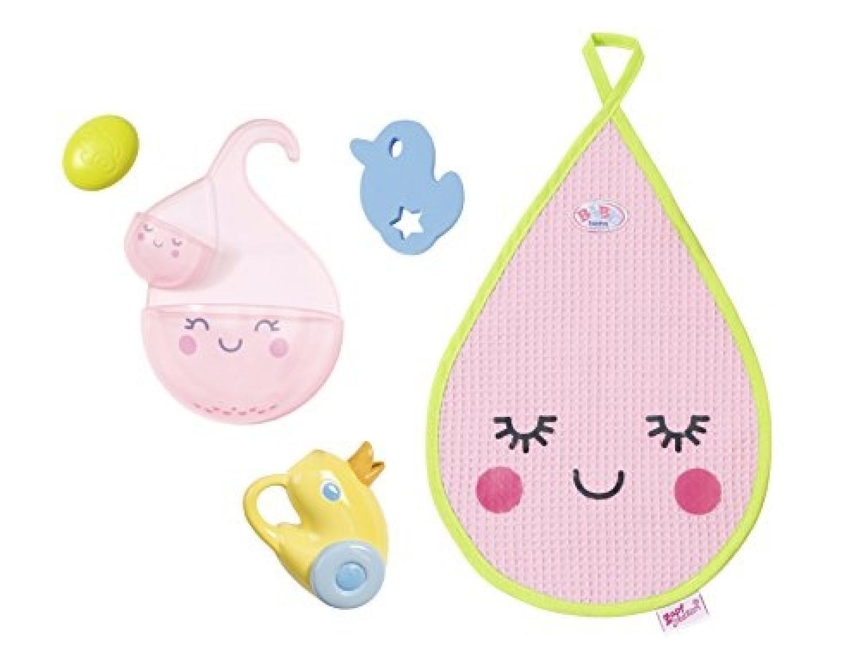 Baby Born - Bathing Accessory Set (824641)