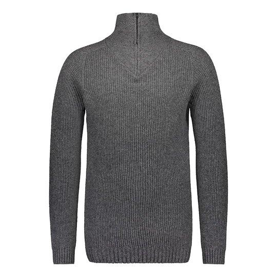 North Outdoor Metso tröja i merinoull, svartgrå