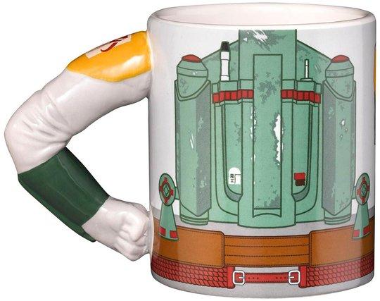 Star Wars Kopp Boba Fett Arm