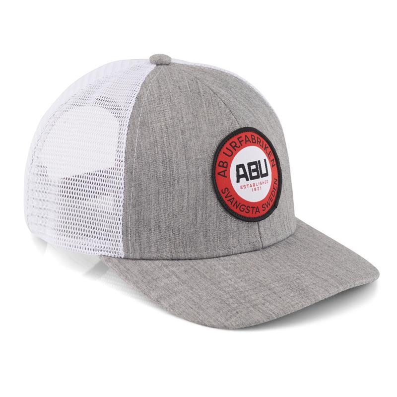 Abu 100 år Caps Grey/Red One size Jubileumsutgave
