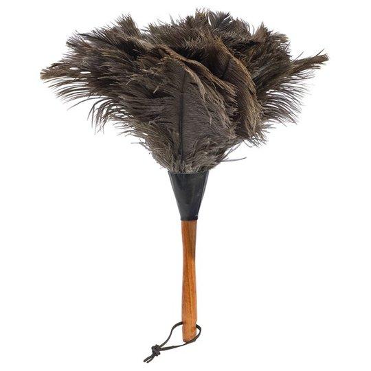 Redecker Dammvippa Strutsfjädrar, 35 cm