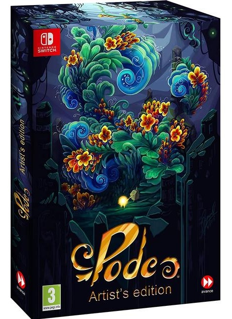 Pode Artists Edition