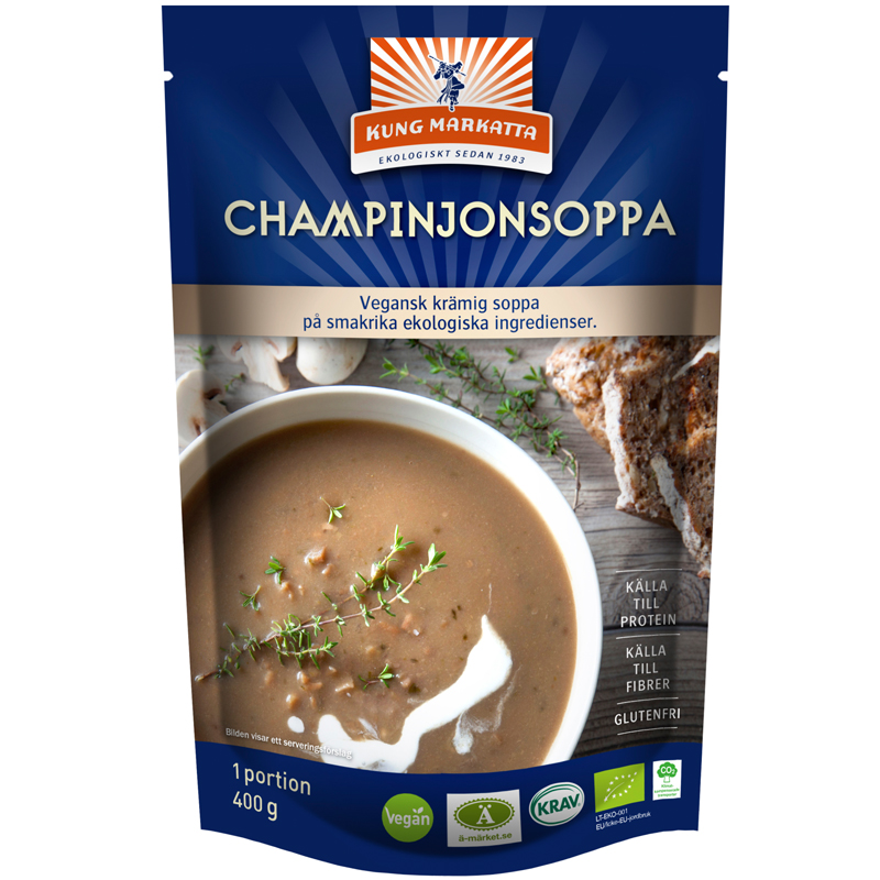 Eko Champinjonsoppa - 32% rabatt