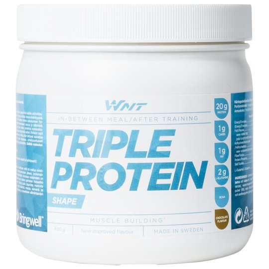 Proteinpulver Choklad 400g - 45% rabatt