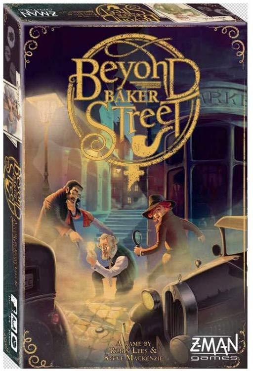 Beyond Bakerstreet - Boardgame (ZMG71670)