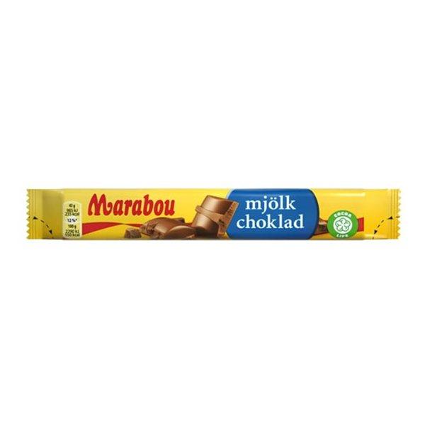 Marabou Mjölkchoklad Dubbel - 43 gram