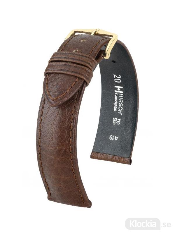 Hirsch Camelgrain 10mm Medium Brun/Guld 01009115-1-10