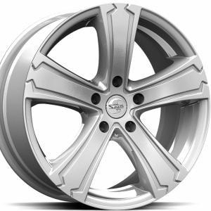 Spath SP42 H Chrome Silver 6.5x15 5/118 ET58 B71.1