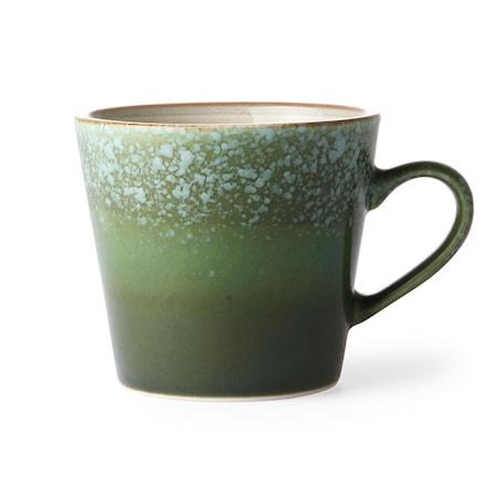 70's Kaffekopp Grön 30 cl