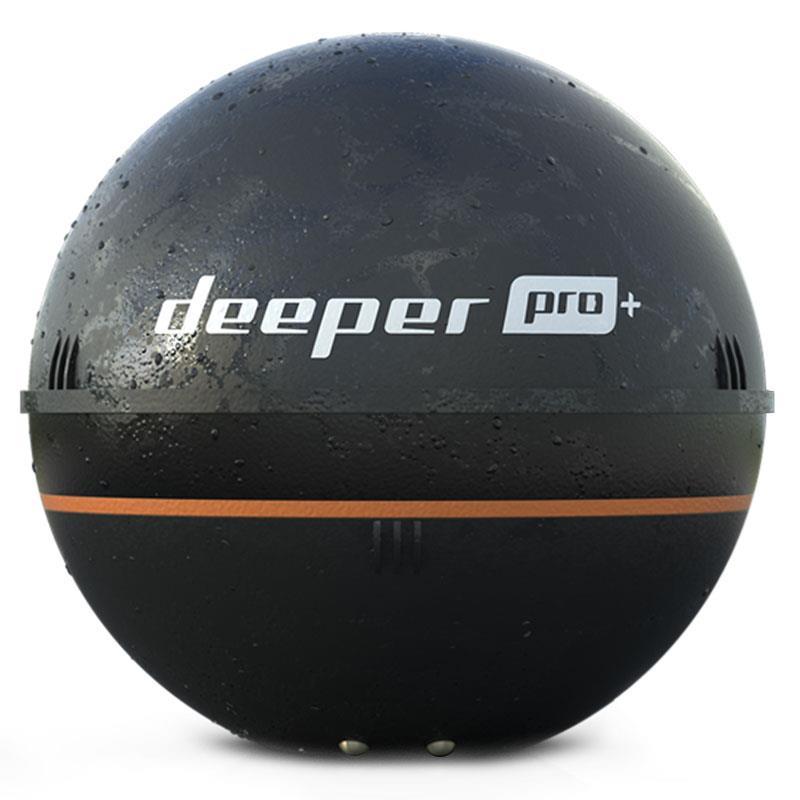 Deeper Smart Sonar Pro+ Med Wi-Fi og GPS