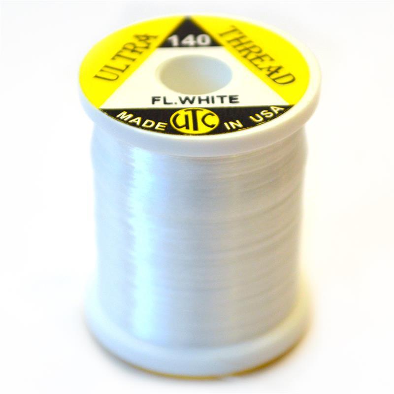 UTC bindetråd 140D - Fluo White