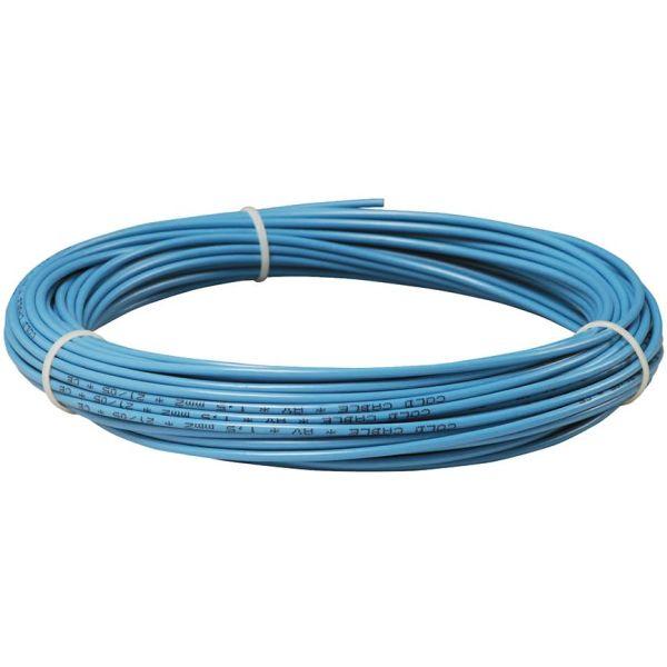 Ebeco RTK Kabel 25 m Blå