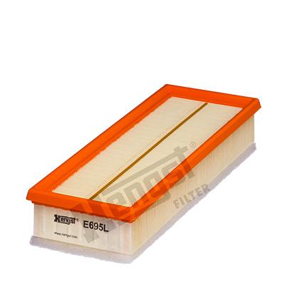 Ilmansuodatin HENGST FILTER E695L