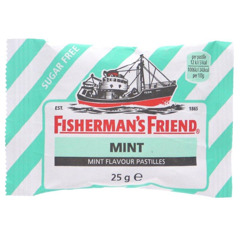 Halstabletter Mint Sockerfri - 18% rabatt