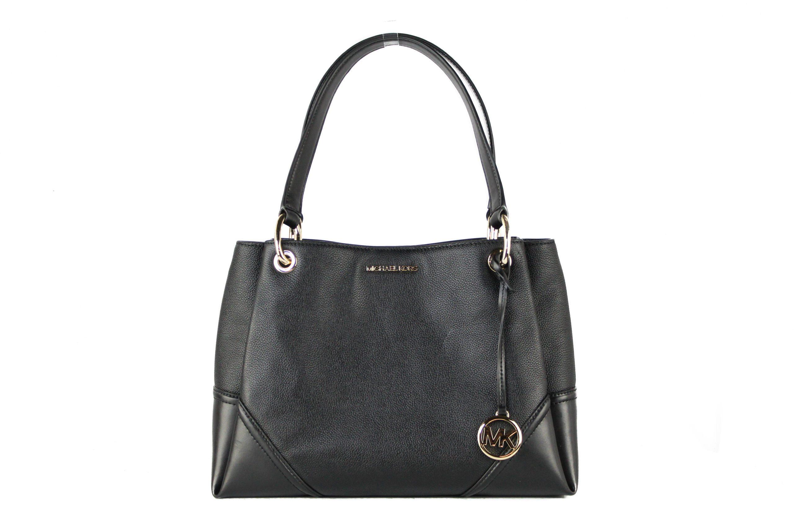 Michael Kors Women's Nicole Shoulder Bag Black 82745