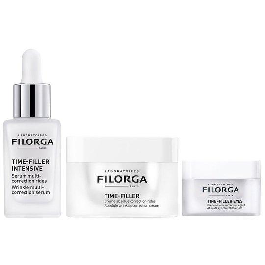 Time Filler Routine, Filorga Ihonhoitopakkaukset