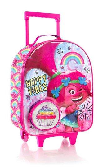 Trolls Koffert, Pink