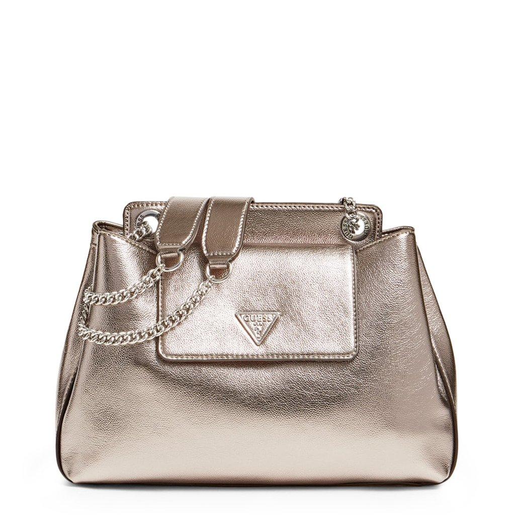 Guess Women's Shoulder Bag Grey Sandrine_HWMY79_65090 - grey NOSIZE