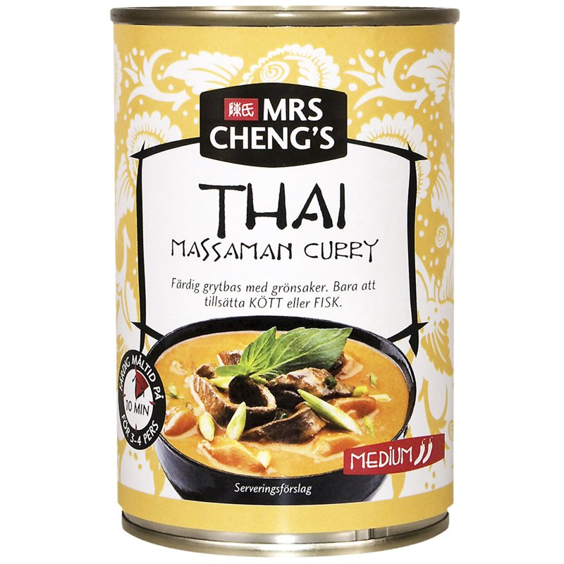 Grytbas Massaman Curry 400ml - 70% rabatt
