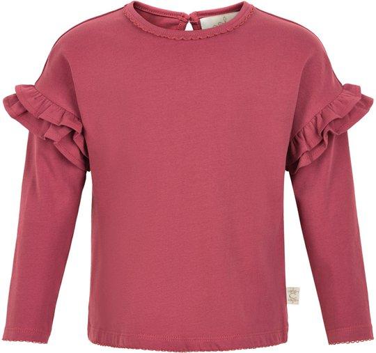 Creamie Jersey T-Shirt, Dry Rose 80