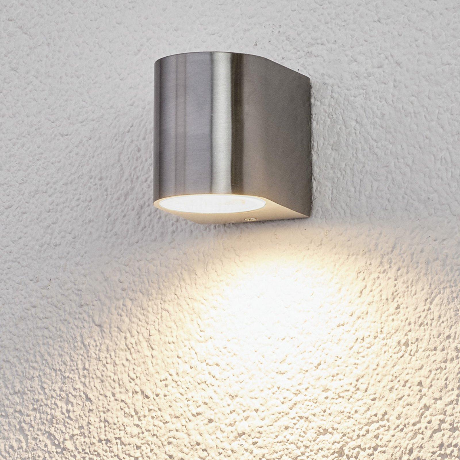 Utevegglampe Idris av aluminium