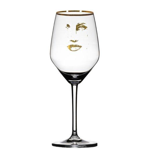 Carolina Gynning - Rosé/Vitvinsglas Piece of Me Gold 40 cl