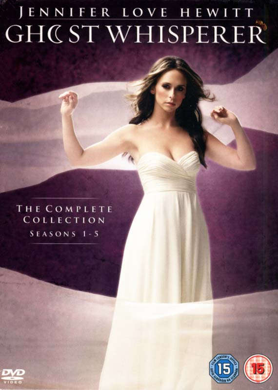 Ghost Whisperer: The Complete Collection (29 disc) - DVD