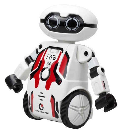 Silverlit Robotleke Mazebreaker, Rød/Hvit