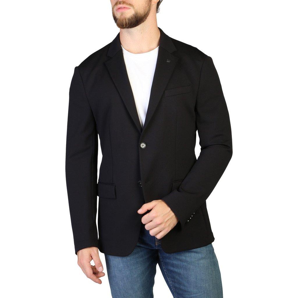 Calvin Klein Men's Formal Jacket Black 349290 - black 46