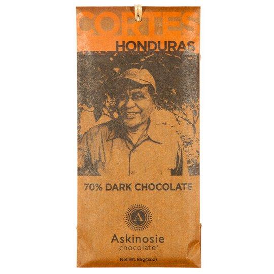 """Mörk Choklad 70% """"Honduras"""" - 76% rabatt"""