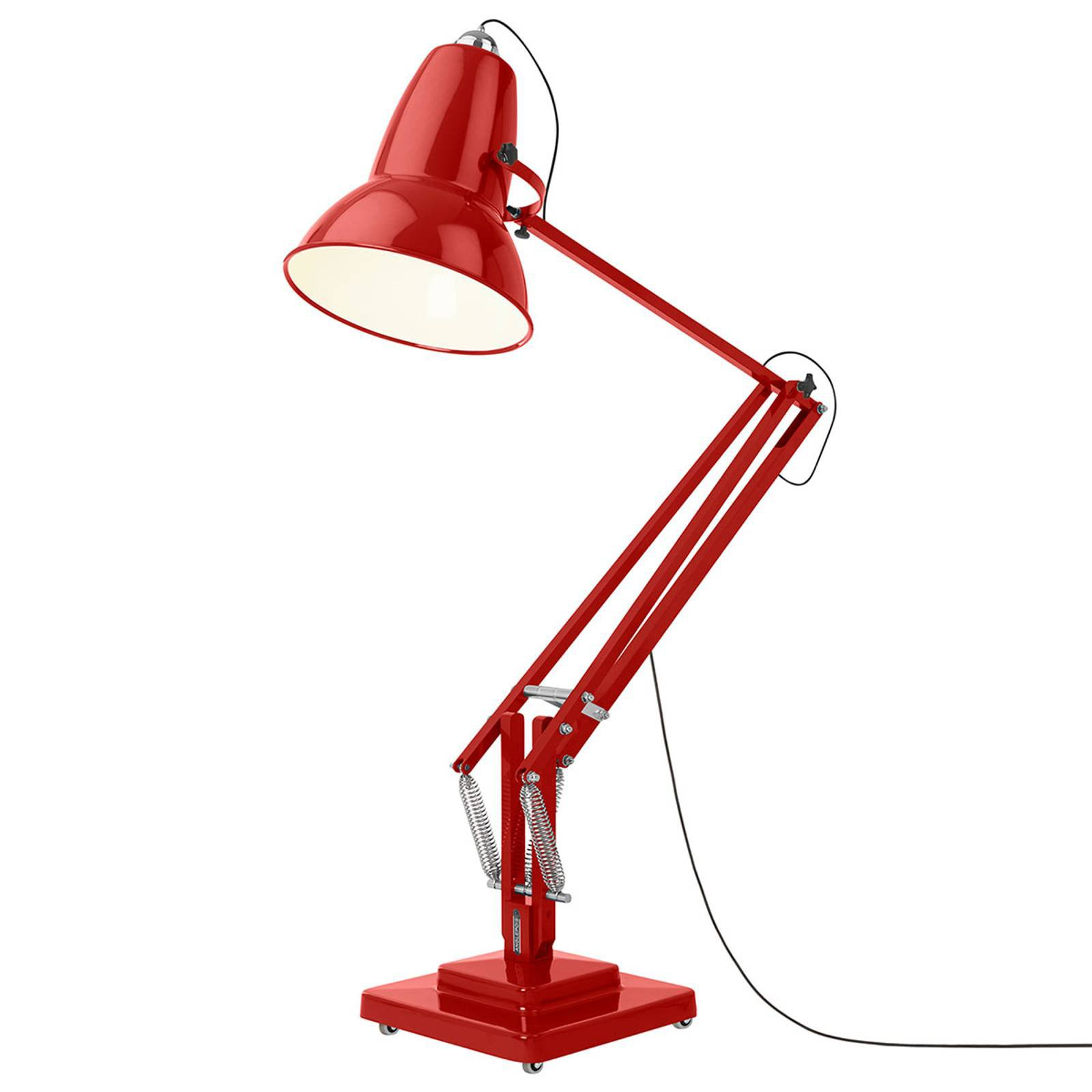 Anglepoise Original 1227 Giant gulvlampe rød