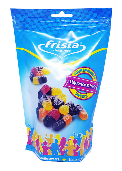 Frisia Licorice Fruit 260gr