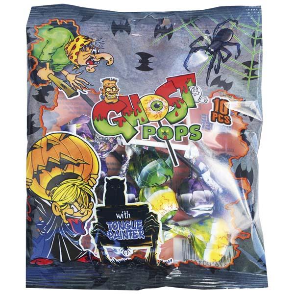 Halloween Ghost Pops 100g