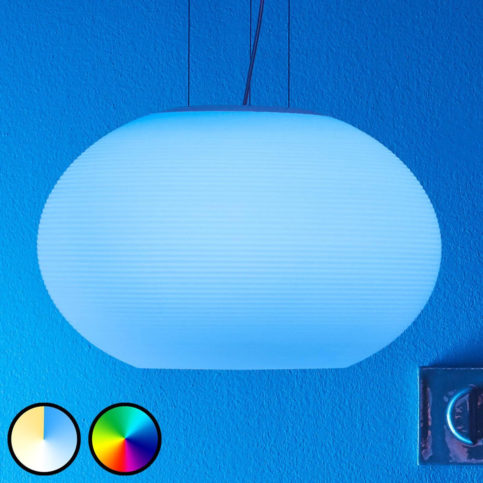 Philips Hue Flourish LED-hengelampe, RGBW