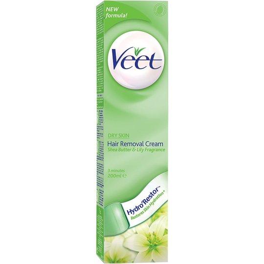 Veet Hair Removal Cream, 200 ml Veet Karvanpoisto