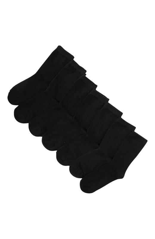 Cellbes Socka 7-Pack Svart