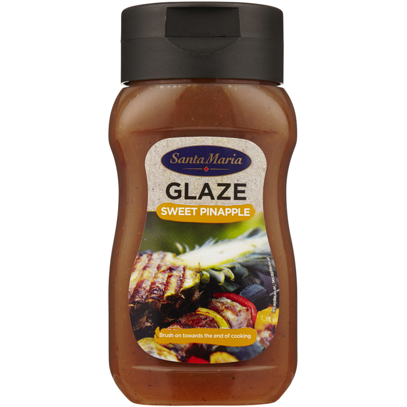 "Glaze ""Sweet Pineapple"" 280ml - 58% rabatt"