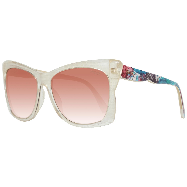 Emilio Pucci Women's Sunglasses Transparent EP0050 5925Z