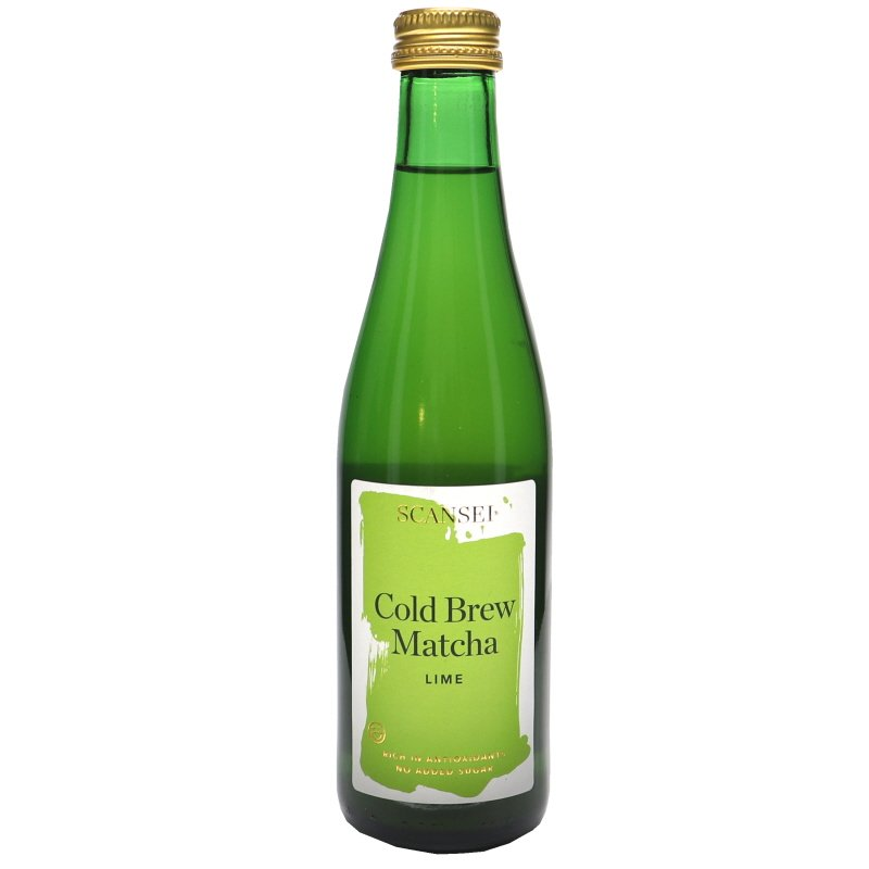Te Matcha Cold Brew Lime - 75% rabatt