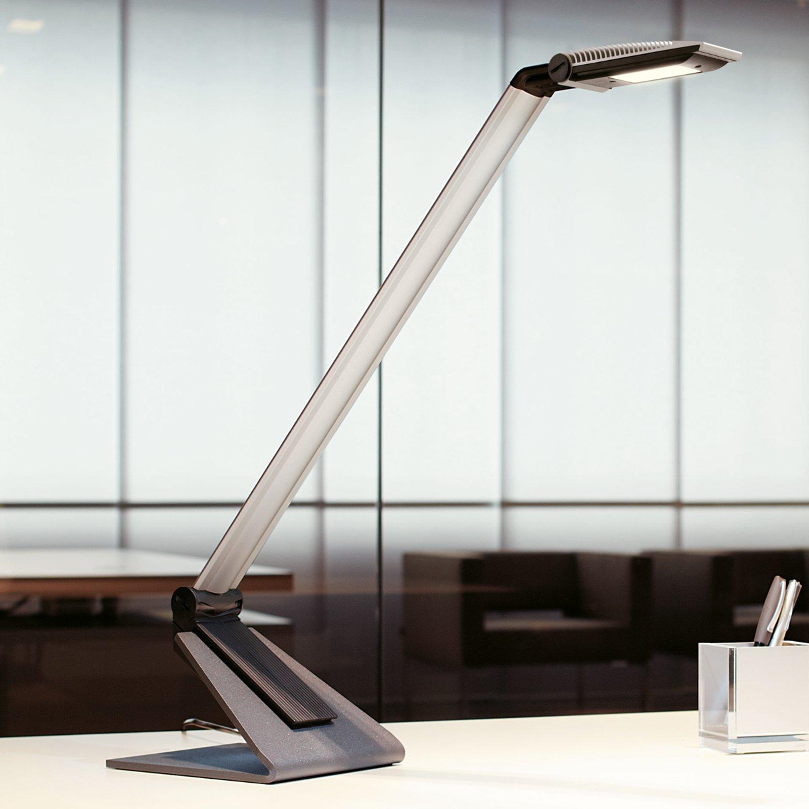 Moderne LED-skrivebordslampe SOLARIS