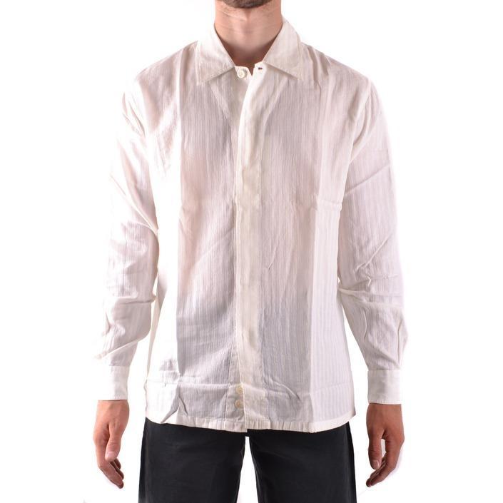 Armani Collezioni Men's Shirt White 163143 - white S