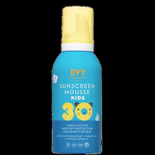 Kids Sunscreen Mousse SPF 30, 150 ml