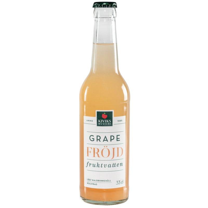 Kolsyrad Grapefruktsdryck - 33% rabatt