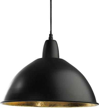 Taklampe Svart 35 cm