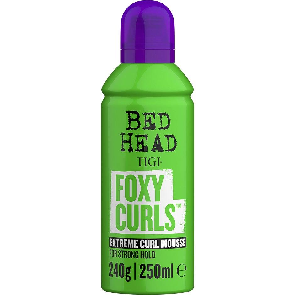 Foxy Curls Mousse Curls Mousse, 250 ml TIGI Bed Head Muotoilutuotteet