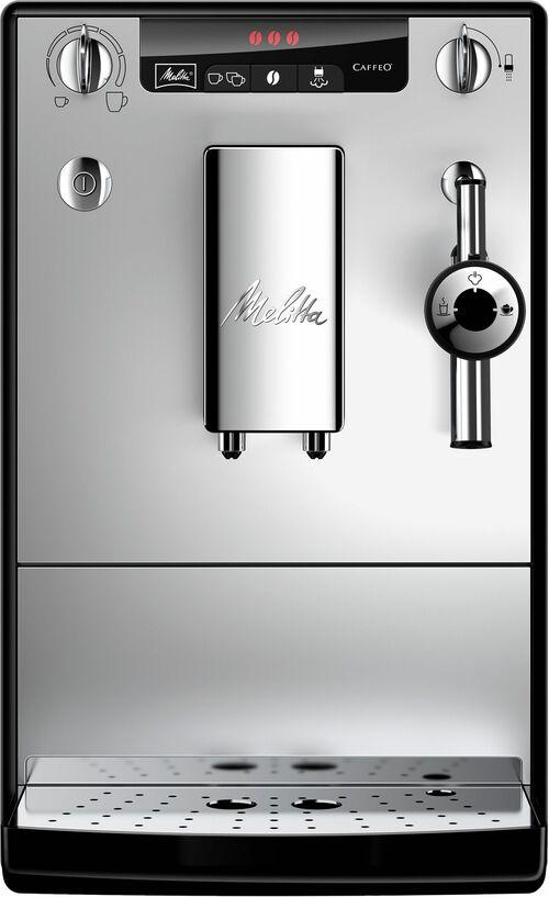 Melitta Caffeo Solo Pm Silver Espressomaskin - Svart/silver