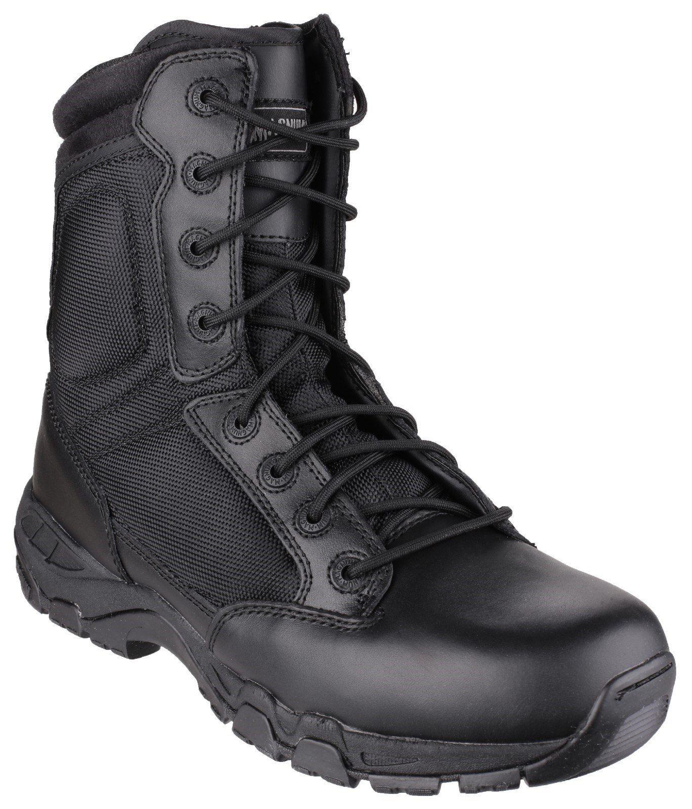 Magnum Unisex Viper Pro 8.0 Sz EN Lace Up Safety Boot Black 22414 - Black 3